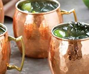 Come try our Refreshing Moscow Mule Menu